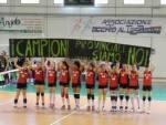 La San Mariano Volley è campione provinciale under 13