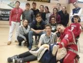 I volontari del Comitato della Croce Rossa docenti speciali per i ragazzi dell'Istituto Benedetto Bonfigli 3