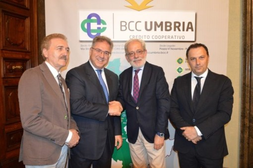 Nasce la BCC Umbria: è realtà la fusione tra Moiano e Mantignana 2