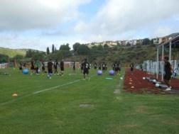 """Un campione del mondo a Ellera: Materazzi e il """"suo"""" Chennaiyin si allenano allo stadio """"Fioroni"""" 1"""