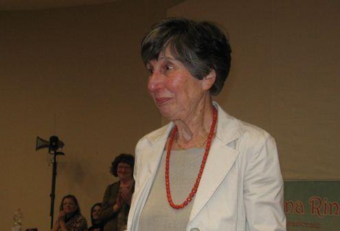 Adriana Croci: la consigliera Emanuela Boccio sollecita un'intitolazione per ricordarla