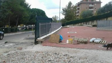 Ellera 2000: i lavori proseguono al pari della messa in sicurezza esterna del Teatro Girasole 5