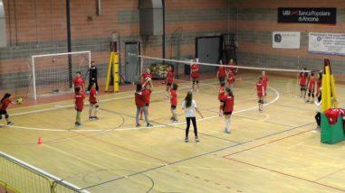 Serenità e divertimento alla festa di Natale della San Mariano Volley 2
