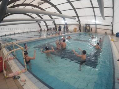 Si è concluso il corso di nuoto per i 181 alunni della Bonfigli 1