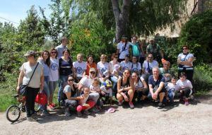 """In """"Bici con Bacco"""": successo per la seconda edizione organizzata da L'Abbraccio 2"""