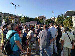 """Taglio del nastro per la nuova fontanella a Ellera di Corciano, Betti: """"Importanti anche per socializzare"""" 2"""