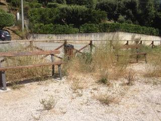 Piazzola del Belvedere alla Trinità, un appello contro l'incuria e l'inciviltà 2