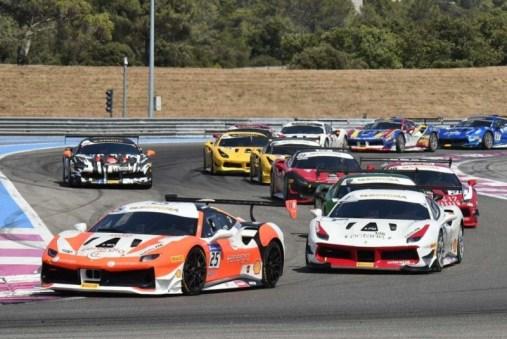 Ferrari Challenge, ancora successi per le umbre della CDP-De Poi 5
