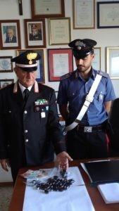 arresto cannabis carabinieri droga thc cronaca ellera-chiugiana