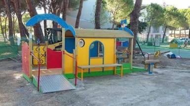 """""""Parco delle Fate"""", a Corciano l'inaugurazione del primo parco inclusivo dell'Umbria 1"""