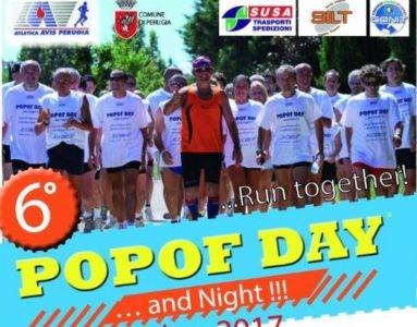 aucc corsa popof day solidarietà sport sport