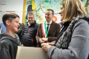 La Presidente Marini alla riconsegna delle scuole corcianesi dopo i lavori costati oltre 410 mila euro 12