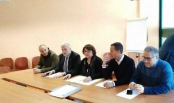 Rifiuti: l'assessore regionale Cecchini incontra il consiglio direttivo Auri