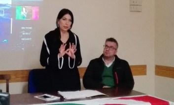 """Nadia Ginetti si ricandida al Parlamento: """"Ringrazio l'Unione Comunale del PD di Corciano per il sostegno"""""""