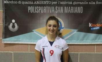 Volley femminile: anche Foligno capitola contro la Graficonsul San Mariano