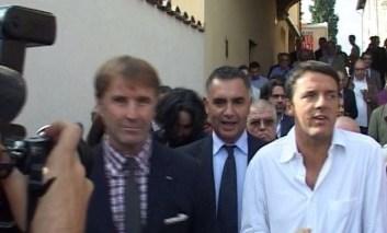 PD: Matteo Renzi invitato da Cucinelli ad essere più sobrio