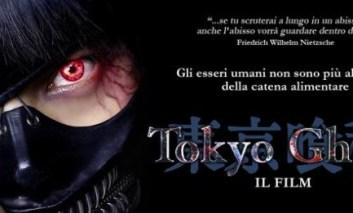 Tokyo Ghoul nei cinema The Space  solo il 6 e il 7 marzo