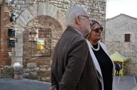 Carlo Pagani e Cinzia Verni
