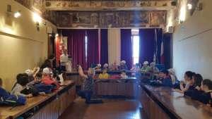 32592827 2001382903512628 1745509618588581888 n 300x169 - Scambio di gemellaggio scolastico. I bambini di Pentling conoscono l'Umbria