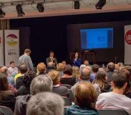 Elezioni comunali, presentate le liste del centrosinistra per Cristian Betti: una larga coalizione per valorizzare la comunità