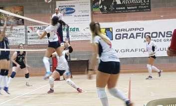 Pallavolo femminile, Graficonsul San Mariano: sconfitta con Bastia e sesto posto