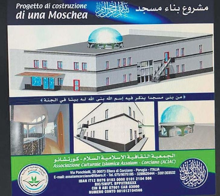 progetto moschea