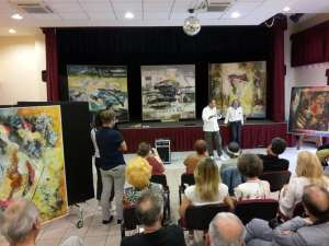 36063550 1713060605440576 4429748403450150912 n 300x225 - Inaugurata la nuova mostra del maestro Ferruccio Ramadori
