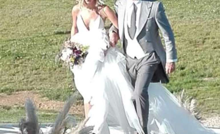 brunello cucinelli carolina cucinelli matrimonio nozze wedding cronaca