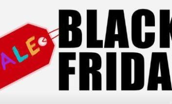 Black Friday e saldi: gli appuntamenti al Quasar e al Gherlinda