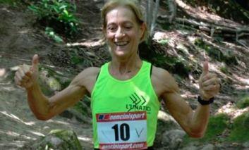 Podismo, l'impresa di Maria Cristina Draoli dei L'Unatici al Trail dell'Amiata