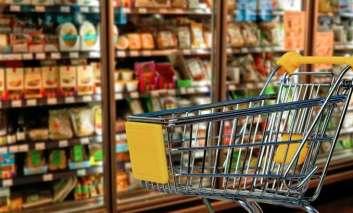 Niente panico: alimenti sempre in vendita, negozi aperti