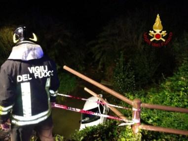 incidente vigili del fuoco capocavallo cronaca