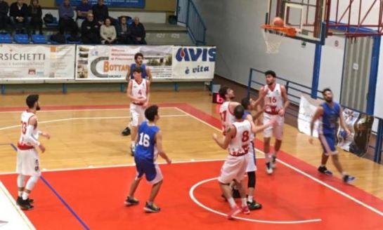 Basket: la Casa del Lampadario Ellera vince a Marsciano