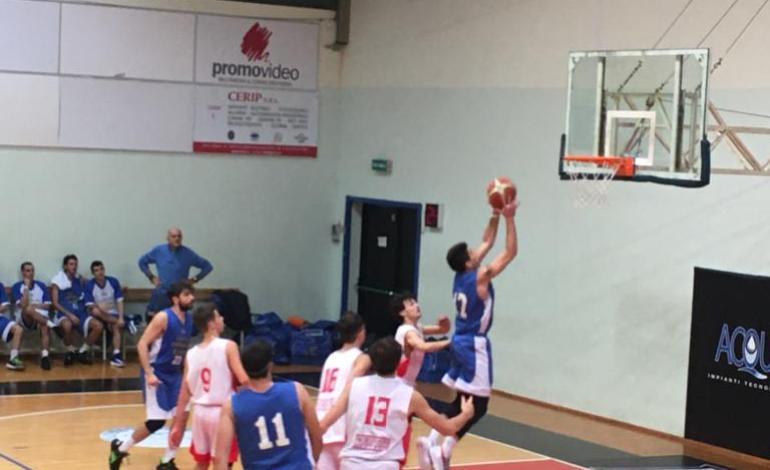 Basket: ricco bottino per la Casa del Lampadario Ellera