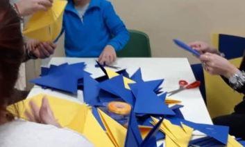 Laboratori di Natale alla scuola primaria di Corciano