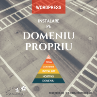 Tutorial: Cum instalezi un blog de wordpress pe un domeniu nou