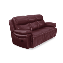 Folding Chair Beds Foam 2 Office Yoga Chicago 3 Seater - Recliner Corcorans Furniture & Carpets