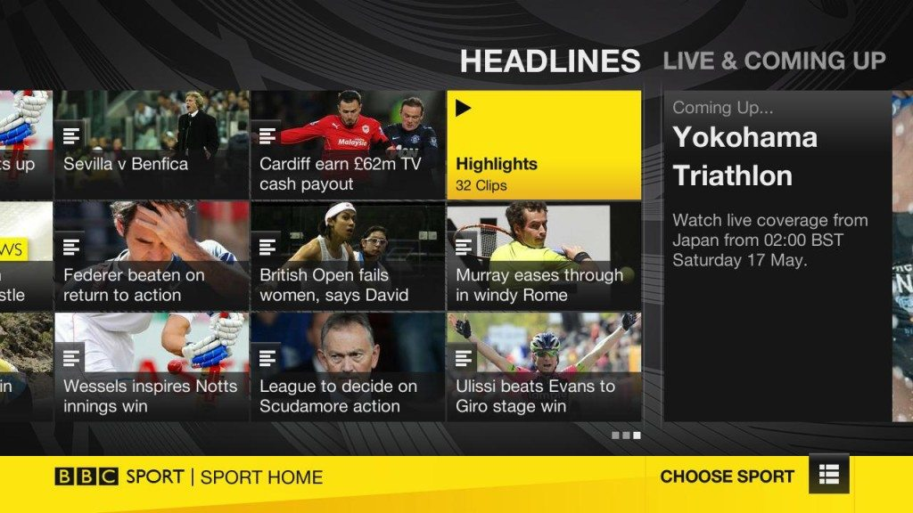 bbc sport now available on the roku in the uk cord cutters news. Black Bedroom Furniture Sets. Home Design Ideas
