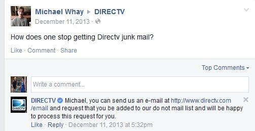 Directvmail