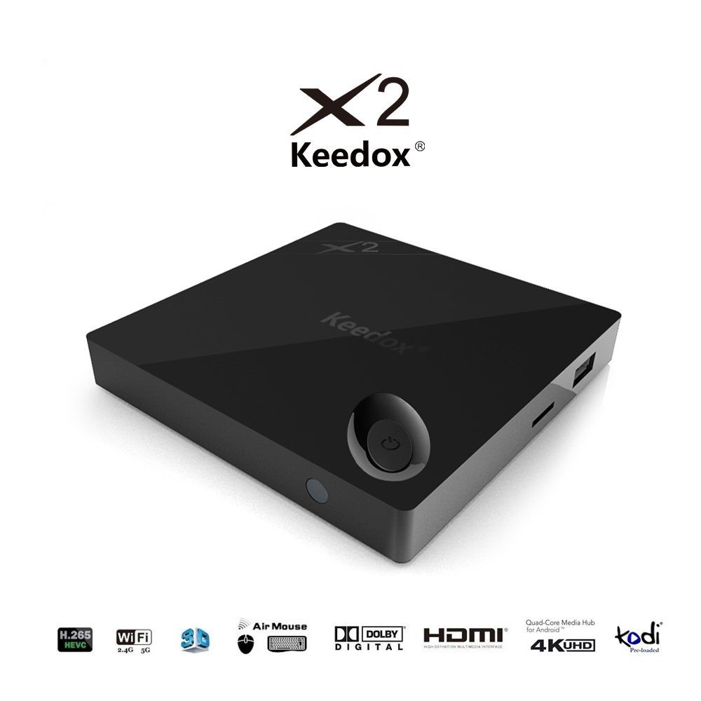 Review: Keedox X2 Ultra Thin Android 4.4 Allwinner Quad