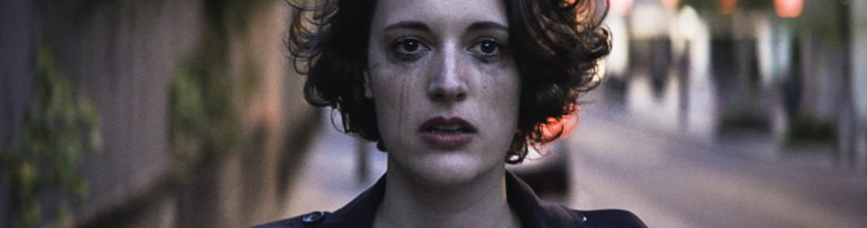 Programme Name: Fleabag - TX: n/a - Episode: n/a (No. n/a) - Picture Shows:  Fleabag (PHOEBE WALLER-BRIDGE) - (C) Two Brothers Pictures Ltd. - Photographer: Screengrab