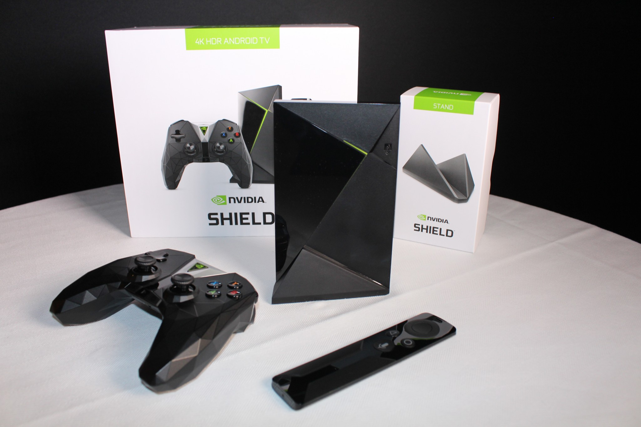 Second Gen Nvidia Shield vs First Gen Nvidia Shield - Cord