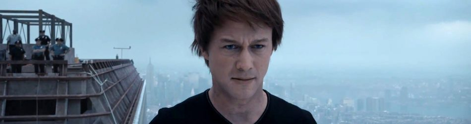 the walk joseph gordon-levitt tightrope high wire