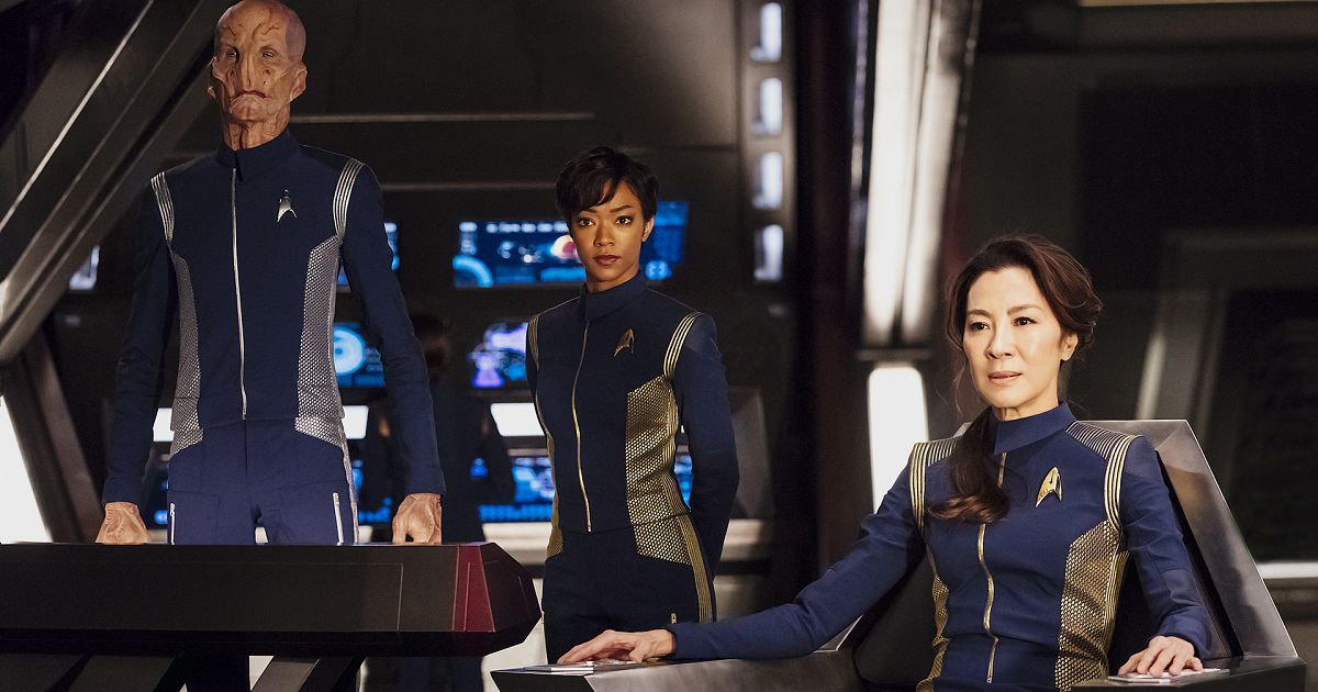 Star Trek: Discovery casts Spock (and it's not who you think)