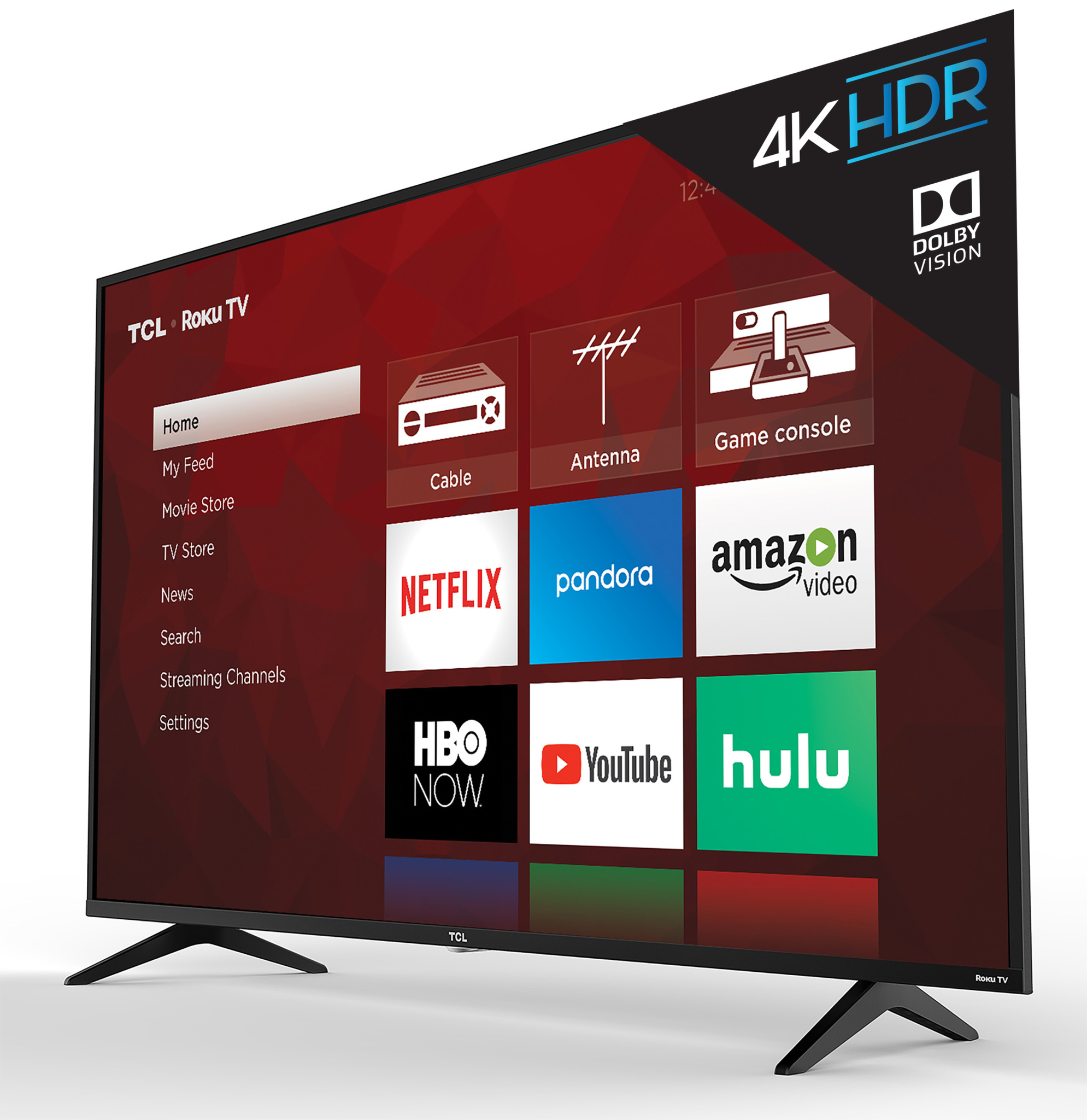 TCL\u0027s New 2018 5-Series Roku TVs With 4K Dolby Vision HDR Are Now On Sale