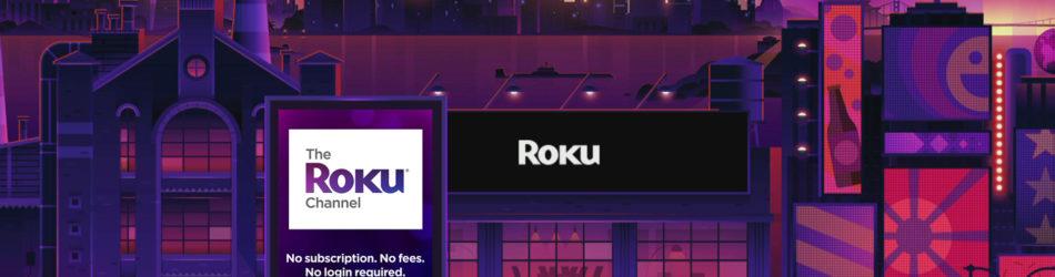 Roku Screen Saver 1