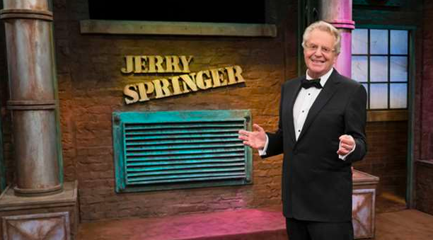 jerry springer still
