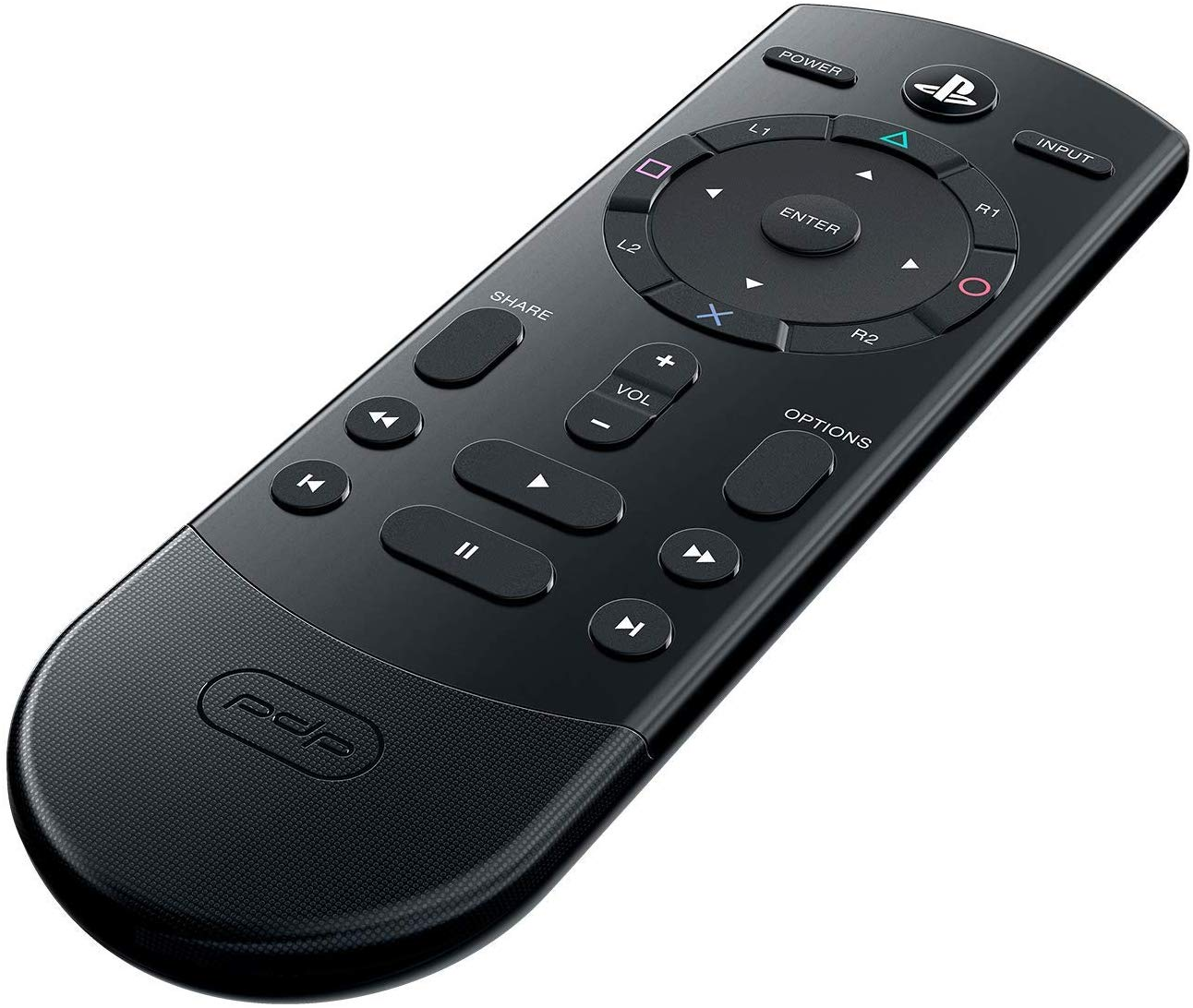 review sony s new ps4 remote for playstation vue comes