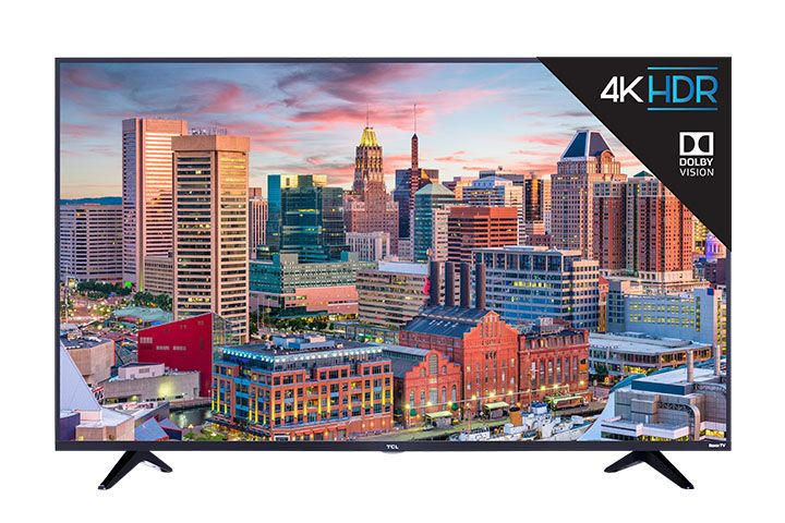 4k tcl tv