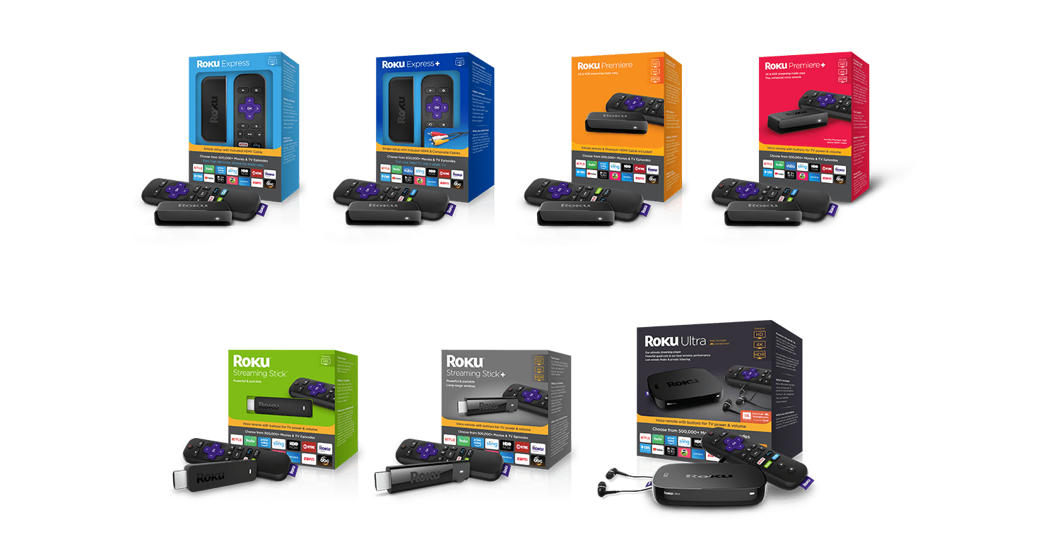 Roku's latest streaming players offer 4K at bargain-basement prices